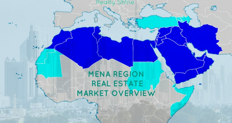 Real Estate market by 2020 in MENA region